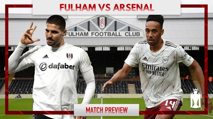 Fulham vs Arsenal preview, lineups and key stats