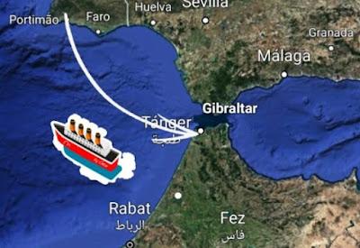 انتصار مغربي جديد ، البرتغال توافق على اطلاق خط بحري يربط ميناء بورتيماو وميناء طنجة المتوسطي في هدا التاريخ