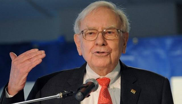 Berikut Tujuh Nasehat Dari Warren Buffet Tuk Generasi Muda