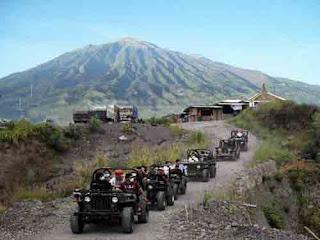 Sewa Mobil Jogja menuju Lava Tour Merapi