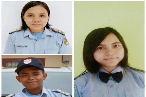 Tiga siswa SMA 1 Matauli Pandan Wakili Sumut di KSN 2020