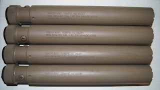 Smith Enterprise Wind Talker Sound Suppressors