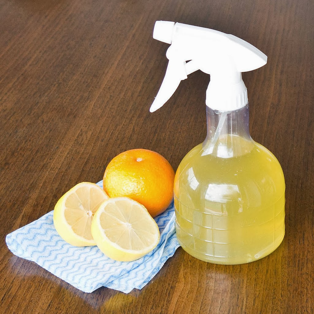 Vinegar As Degreaser: Popular DIY Crafts Blog: How To Make Citrus Vinegar Cleaner