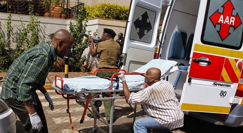 nairobi kenya shopping mall attack
