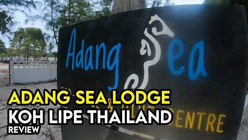 Menginap Di Adang Sea Eco Lodge & Divers Centre Koh Lipe Thailand