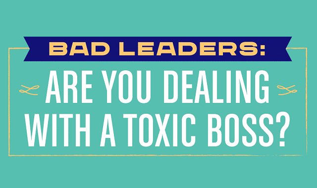 How to deal with a toxic boss