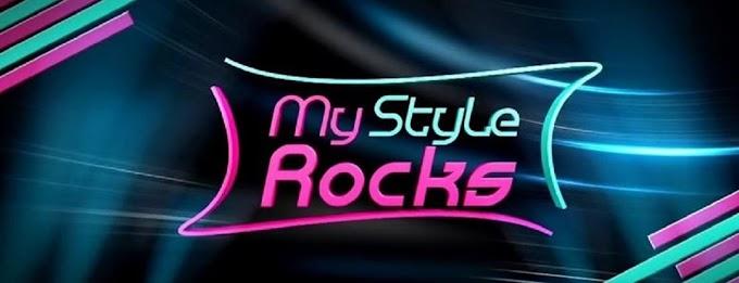 Και «My style rocks Gala»...