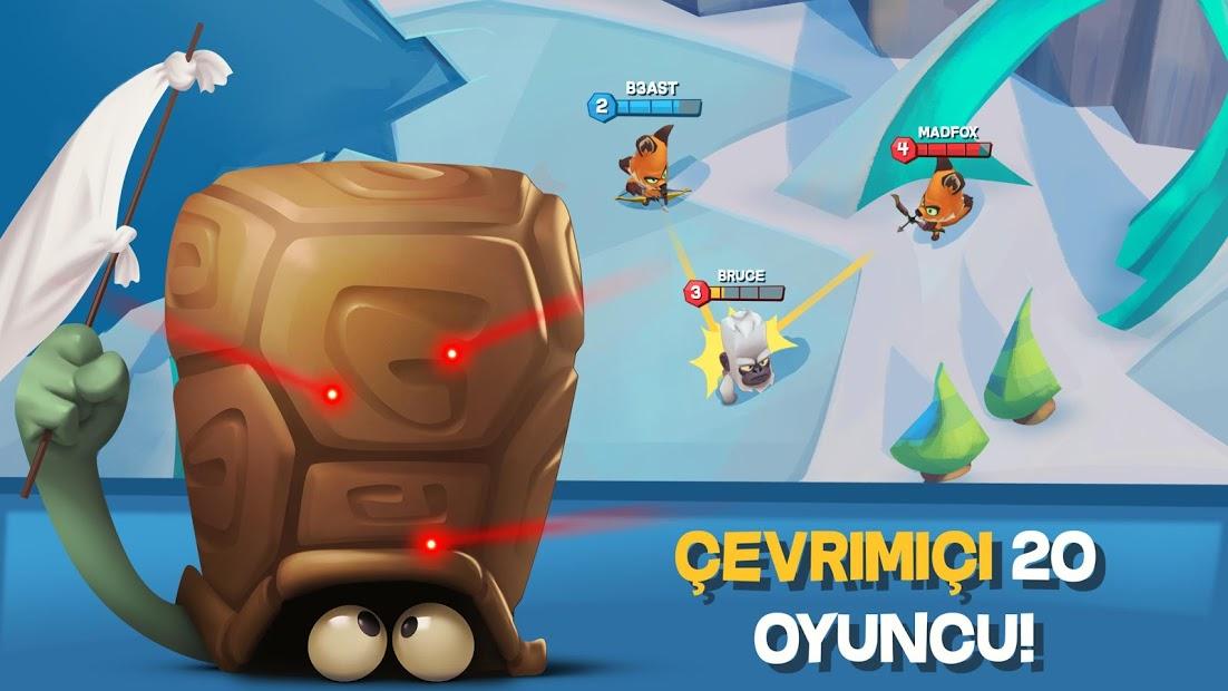 Zooba: Ücretsiz Hayvan Savaş Oyunlar Hileli APK v2.3.0