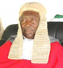 Justice Nasiru Ajanah