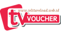 VOUCHER TV JELITA RELOAD