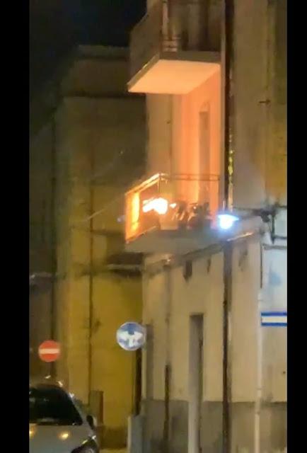 Torremaggiore: fuga di gas da una bombola, cittadino salva coppia di anziani