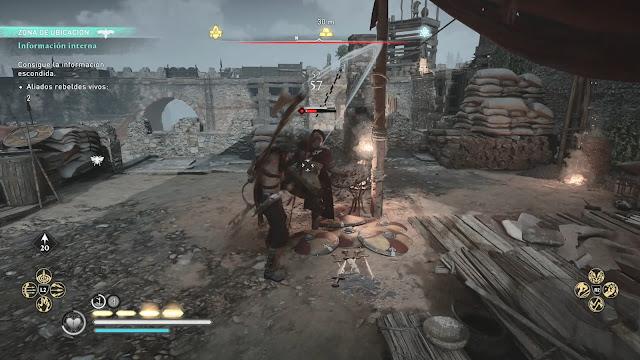 Rebeldes Análisis de Assassin's Creed Valhalla El asedio de París para PlayStation 4