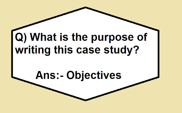 Why Objectives