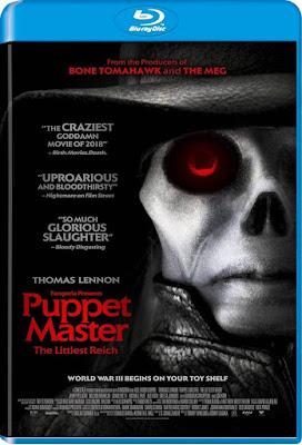Puppet Master The Littlest Reich BD25 Sub