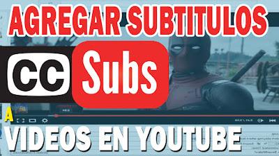 ¿Porque es importante y como subtitular videos de youtube?