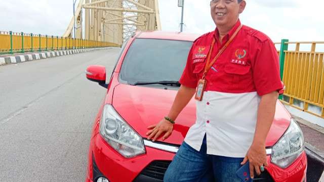 Ketua DPD PWRI Riau Bersedia Terima Vaksin Dari Satgas Covid-19 Riau