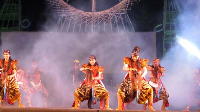 Mapageh Sang Watu Kulumpang Festival Sindoro Sumbing