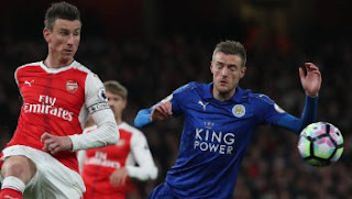 Video Gol Arsenal vs Leicester City 1-0