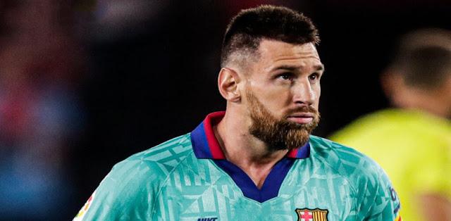 رابطة الدوري الإسباني تؤكد وجود الشرط الجزائي في عقد ميسي