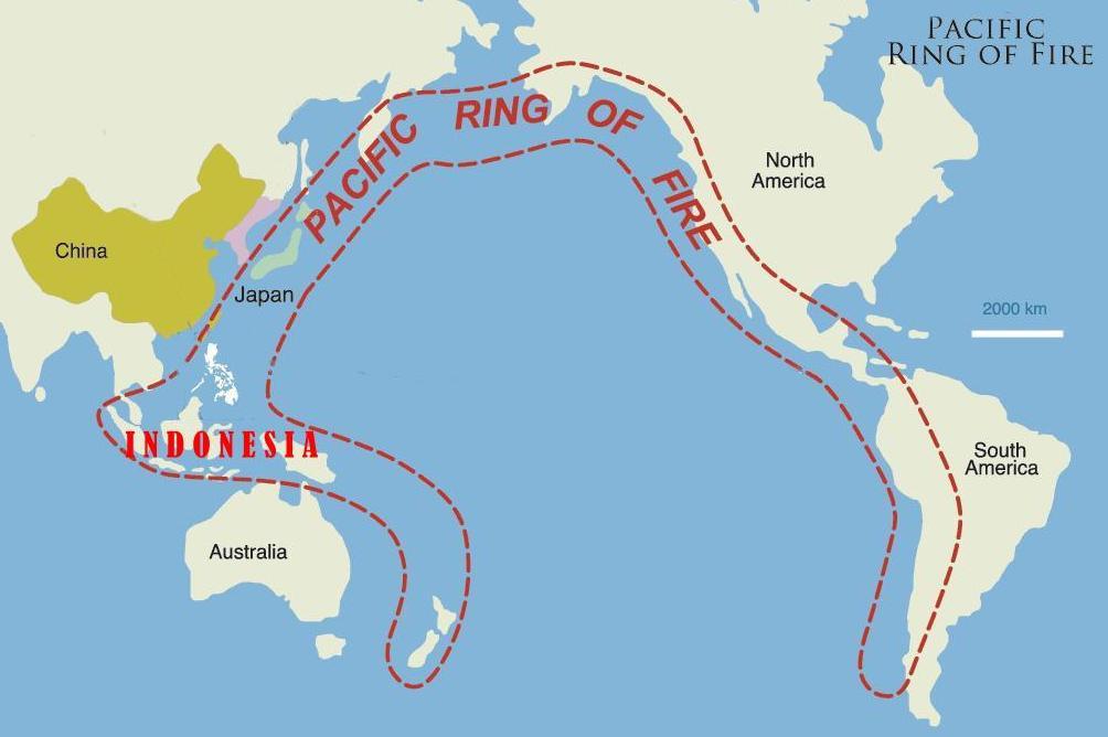 Pengertian Sirkum Pasifik Dan Sirkum Mediterania ~ Tips Dan Info Bermanfaat
