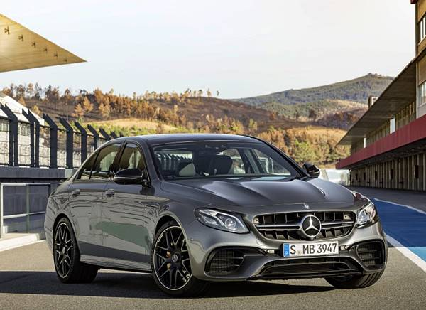 2018 Mercedes-AMG E63 S Performance 4MATIC+ Variable All-Wheel Drive