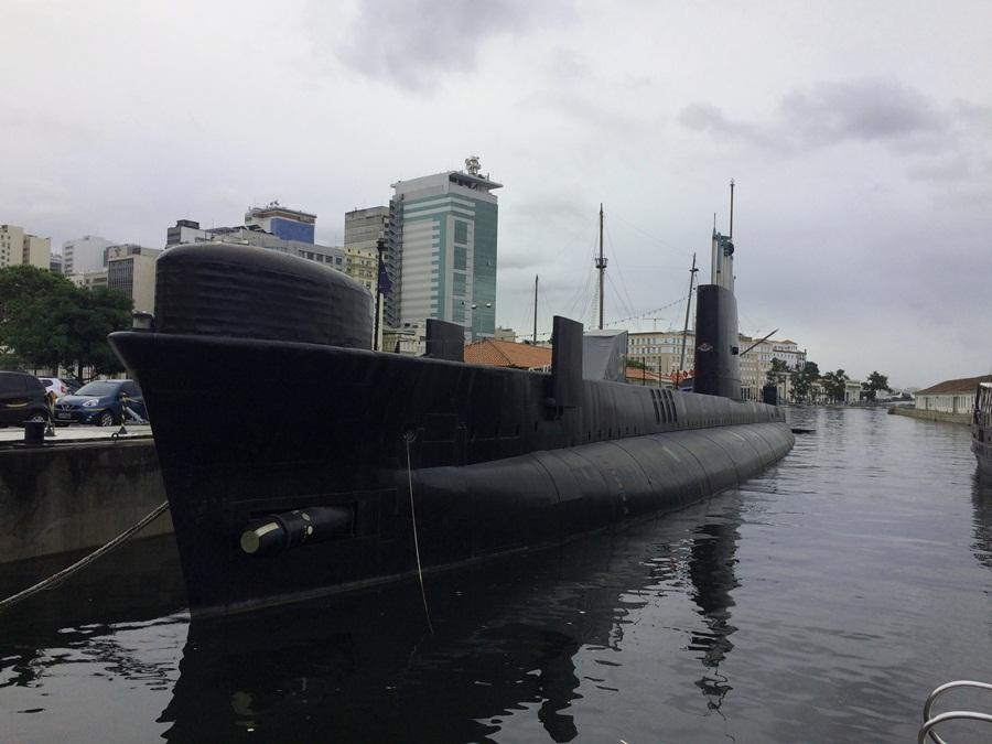 Submarino Riachuelo Rio de Janeiro