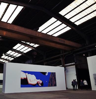 Kunstausstellung Büdelsdorf:  Nordart Carlshütte