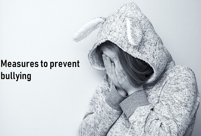 measures to prevent bullying