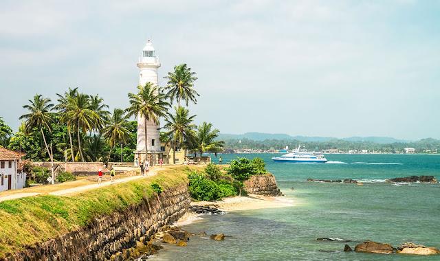 Pháo đài Galle, Sri Lanka
