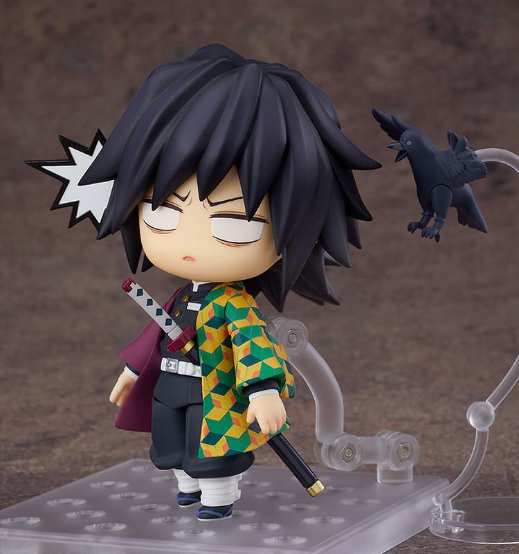 Figuras: Nendoroid Giyu Tomioka de Kimetsu no Yaiba - Good Smile Company