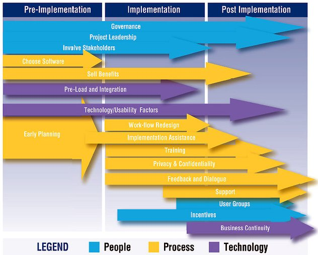 EMR Implementation Process