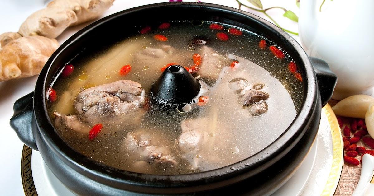 白象泰國料理: 汽鍋雞