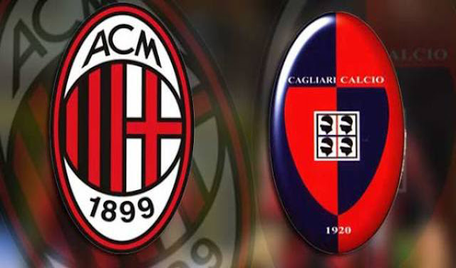 AC MILAN VS CAGLIARI HIGHLIGHTS AND FULL MATCH