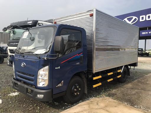 Giá xe tải Đô Thành IZ65 thùng kín