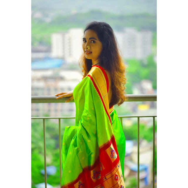 Srushti Dange (Indian Actress) Wiki, Biography, Age, Height, Family, Career, Awards, and Many More