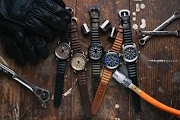 Watches by Roland Sands Designs