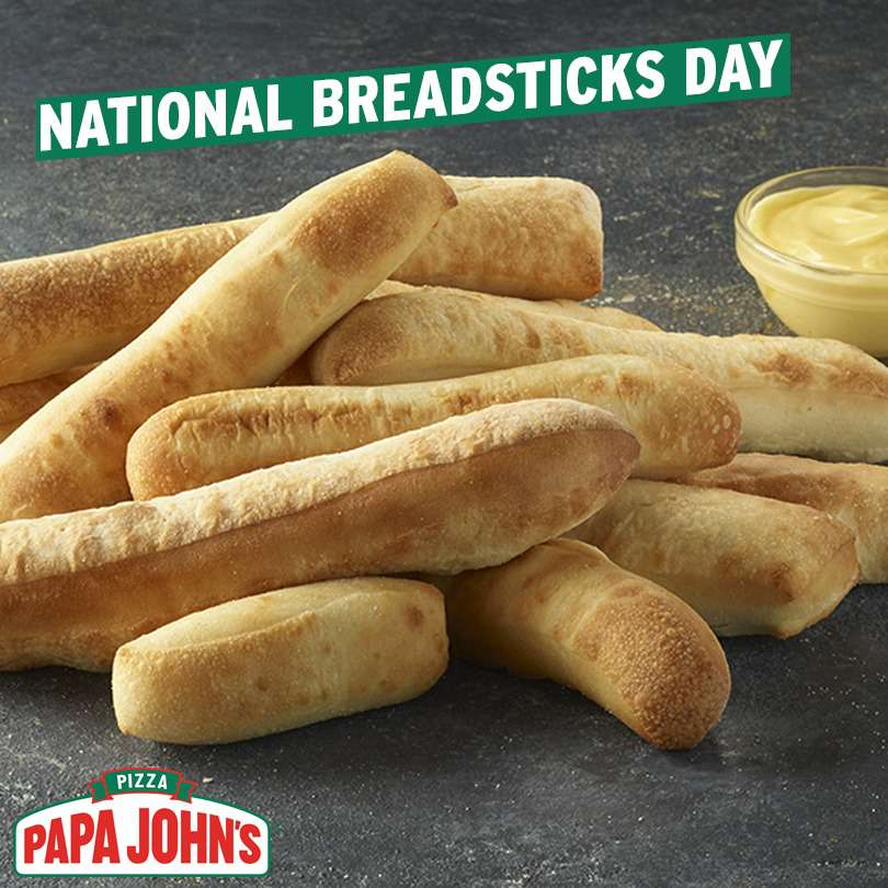 National Breadstick Day Wishes Unique Image