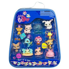 Littlest Pet Shop Multi Pack Peacock (#463) Pet