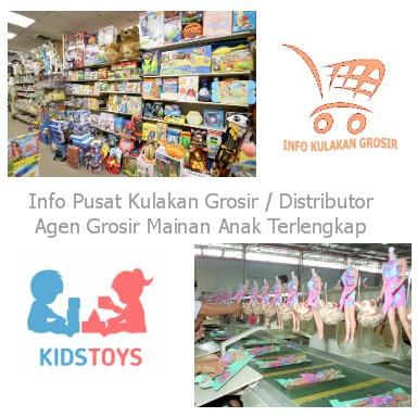 Alamat Pusat Grosir Mainan Anak Terlengkap