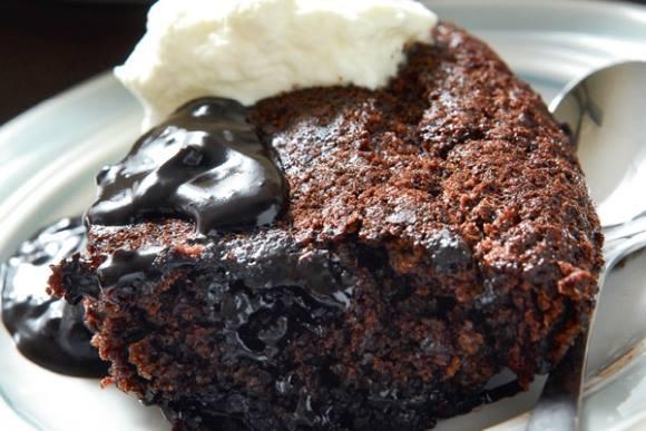 resepi kek puding coklat resepi mudah Resepi Kek Kopi Enak dan Mudah