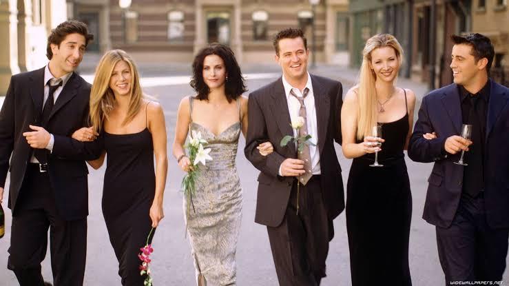 Friends/Warner Bros/Reprodução