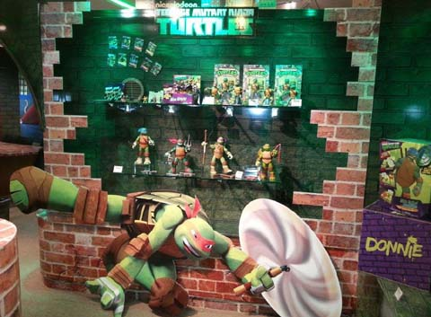NickALive!: Viacom18 To Release Nickelodeon's Brand New ...Ninja Turtles Toys Nick