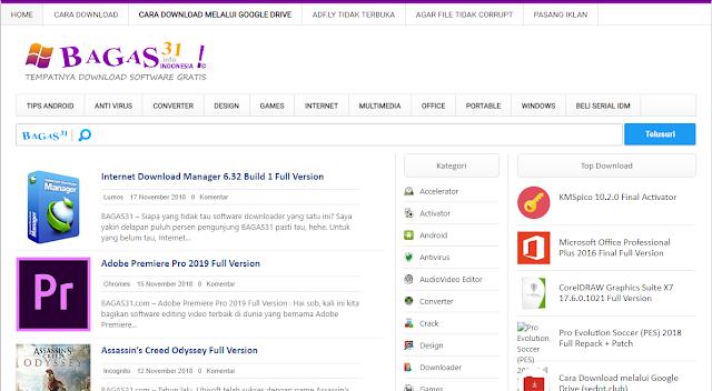 Download Sofware Secara Gratis dan Terbaru Full Version