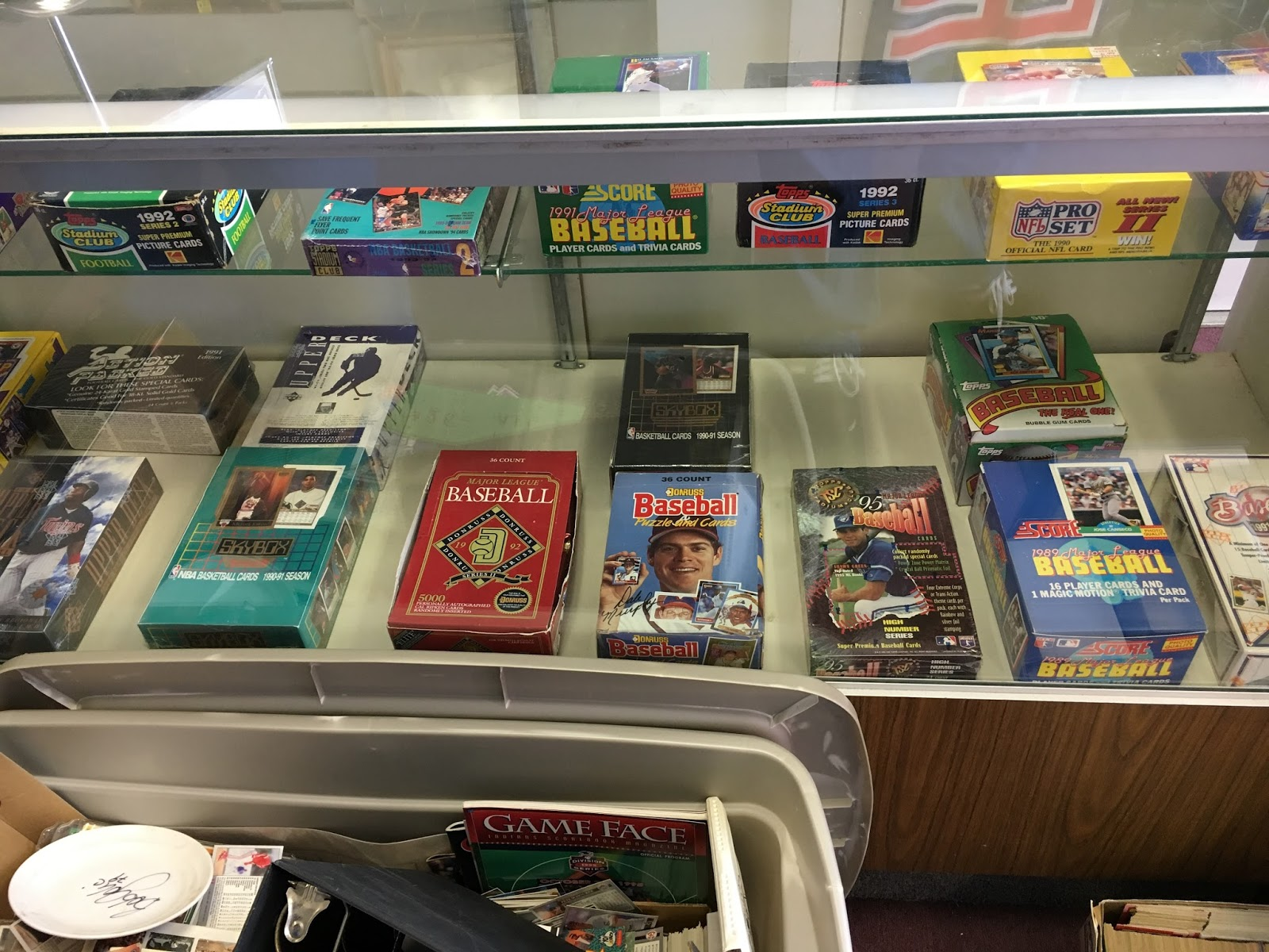 Cardboard Clubhouse: Card Shop Chronicles: Magic City Sports Cards ...