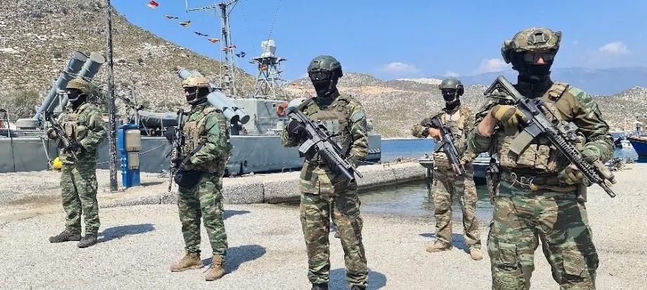Δεν αρέσει στην Τουρκία η ισχυροποίηση της άμυνας της Ελλάδας