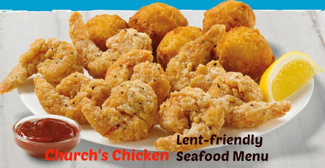 lenten season, seafood