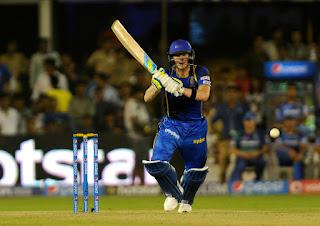 Steve Smith 79* - RR vs MI 9th Match IPL 2015 Highlights