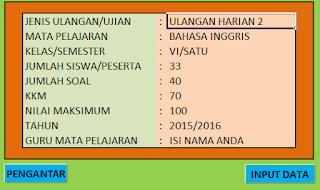 Aplikasi Ulangan Harian, UTS dan UAS 2016 2 (download)
