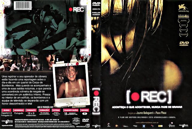 Capa DVD [REC]
