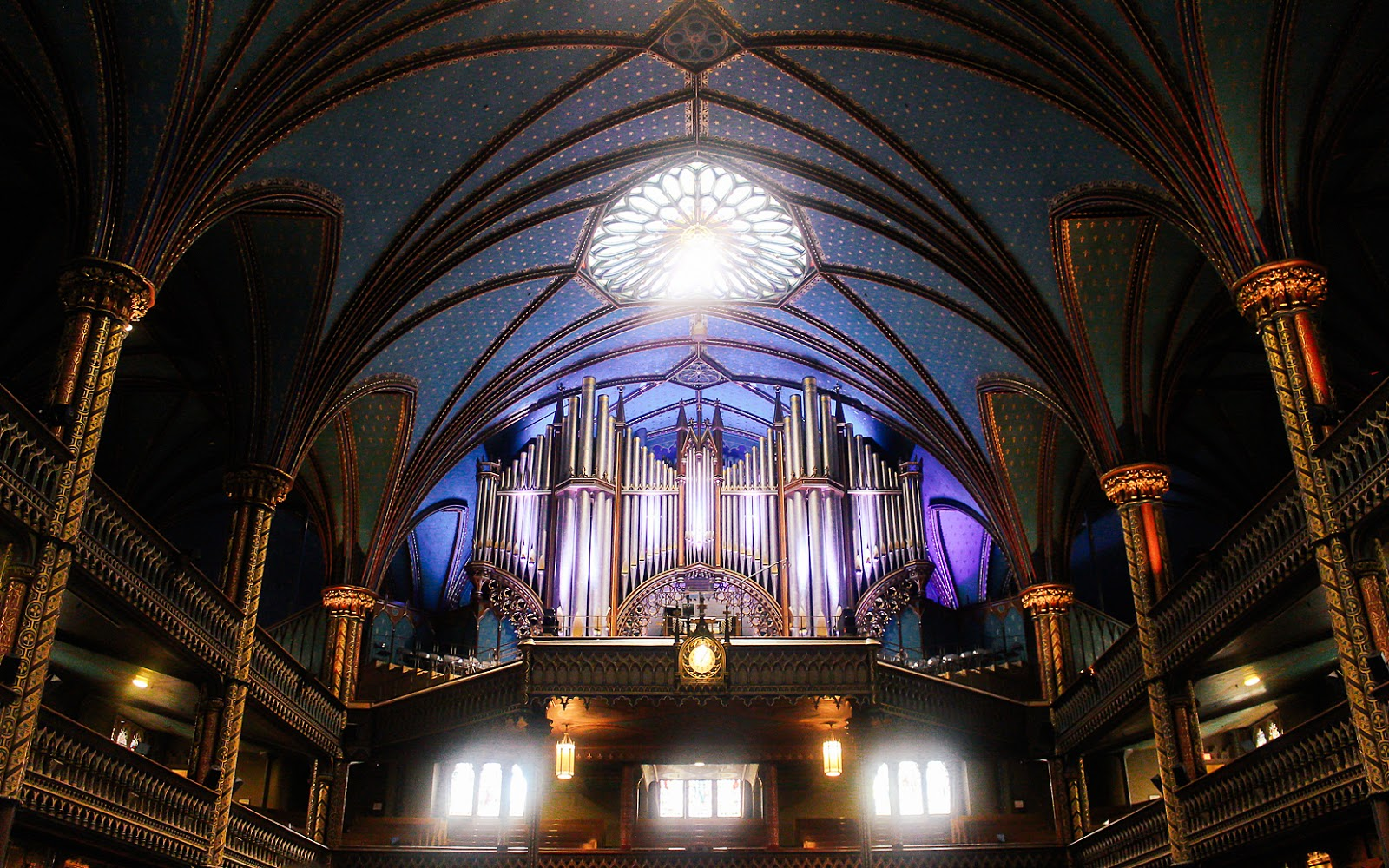Notre-Dame Basilica Montreal: Things to Do in Montreal, Quebec, Montreal